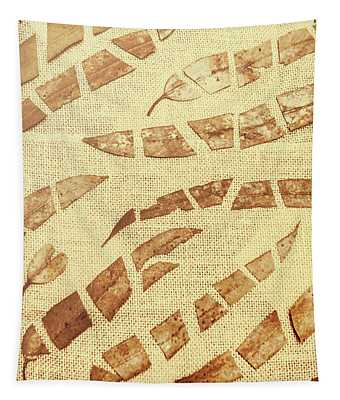 Slices Of Fall Tapestry