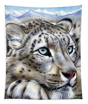 Snow-leopard's Dream Tapestry