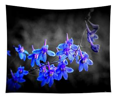 So Blue Baby Tapestry