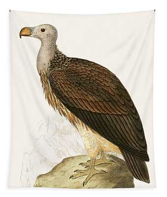 Sociable Vulture Tapestry