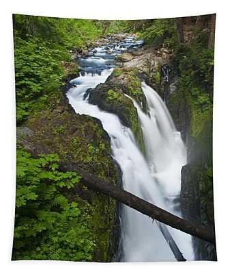 Sol Duc Falls Tapestry