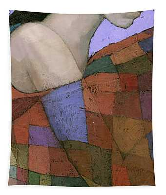 Solace Detail Tapestry