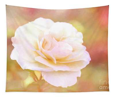 Solstice Rose Tapestry