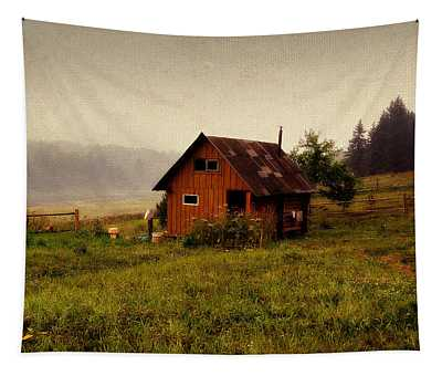 Somewhere In The Countryside. Russia Tapestry