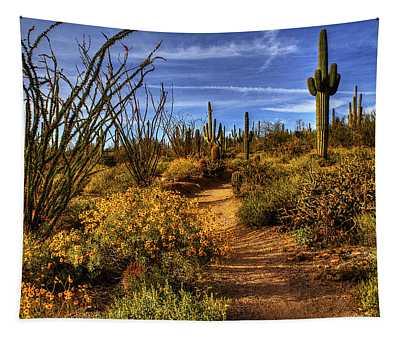 Sonoran Spring 01 Tapestry