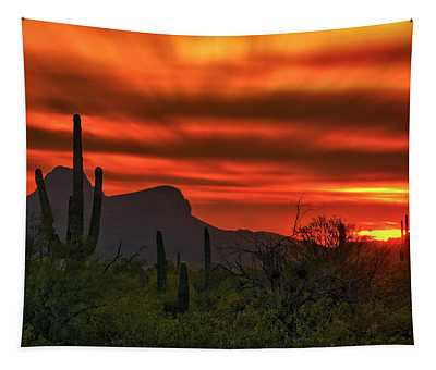 Sonoran Sunset H38 Tapestry