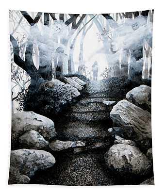 Soul Journey Tapestry