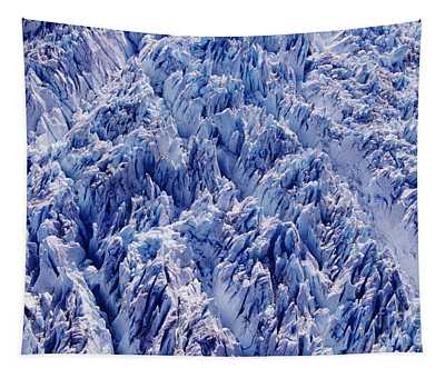 South Sawyer Crevasses Tapestry