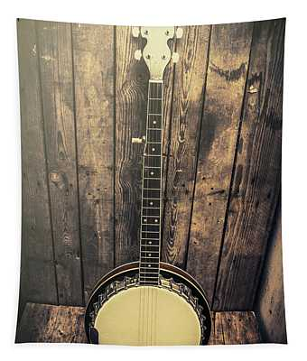 Southern Bluegrass Music Tapestry