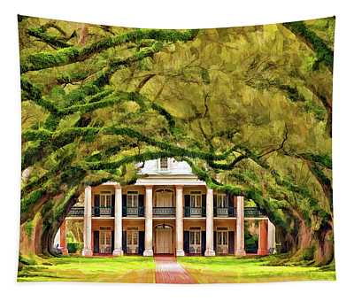 Southern Class - Paint Tapestry