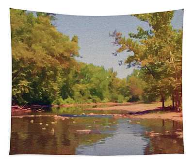 Spavinaw Creek Tapestry