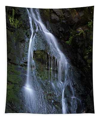 Spiegeltal Waterfall, Harz Tapestry