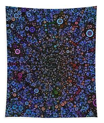 Spiral Gallexy Tapestry