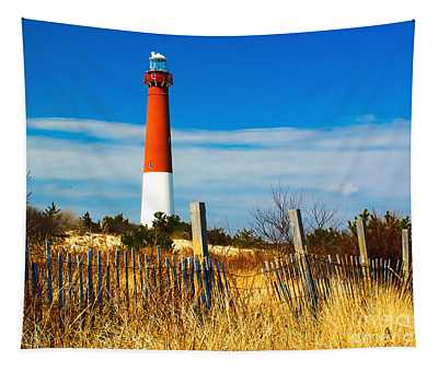 Spring At Barnegat Tapestry