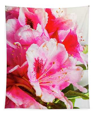 Spring Of Flower Bouquets Tapestry