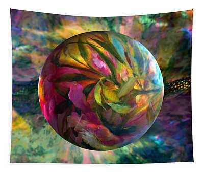 Spring Rhapsody Tapestry