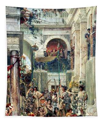 Classicism Wall Tapestries