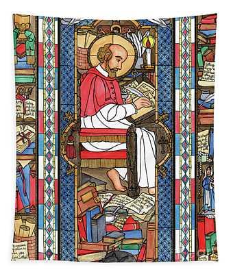 St. Francis De Sales Tapestry