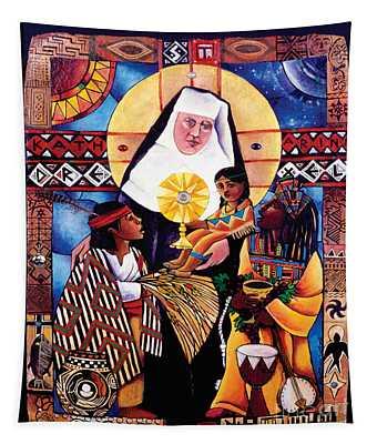 St. Katharine Drexel - Mmkdr Tapestry
