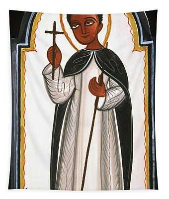 St. Martin Of Porres - Aomap Tapestry