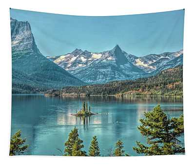 St Mary Lake Tapestry