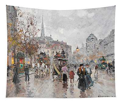 St. Michael's Square Tapestry