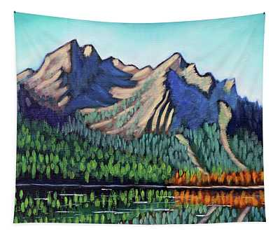 Stanley Lake Tapestry