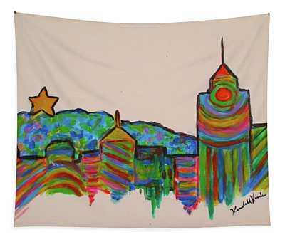 Star City Play Tapestry