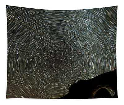 Star Trails Tapestry