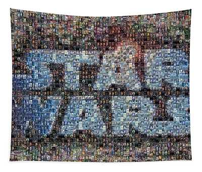 Star Wars Posters Mosaic Tapestry