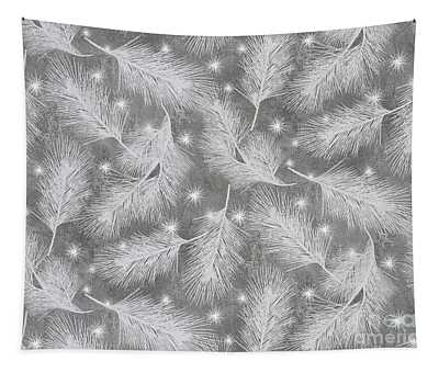 Starlight Christmas Vii Tapestry