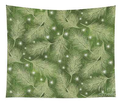 Starlight Christmas Viii Tapestry