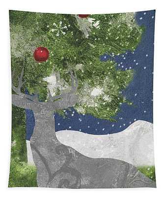 Starlight Christmas X Tapestry