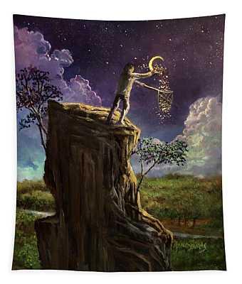Starlight Dreams Tapestry