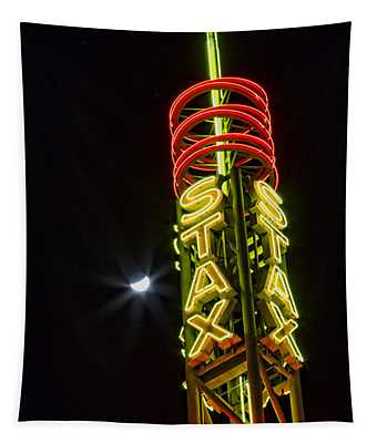 Stax Records Tower Tapestry