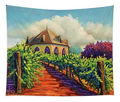 Ste Chappelle Winery Tapestry