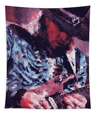 Stevie Ray Vaughan - 25 Tapestry
