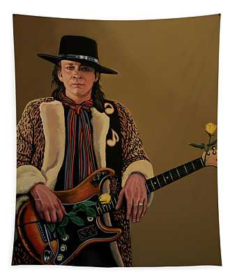 Stevie Ray Vaughan 2 Tapestry