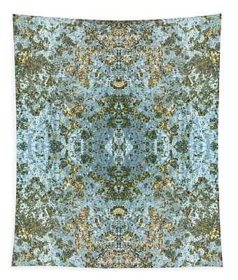 Stone Washed Pattern Tapestry
