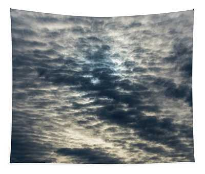 Striated Clouds Tapestry