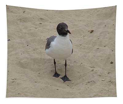 Struttin' Seagull  Tapestry