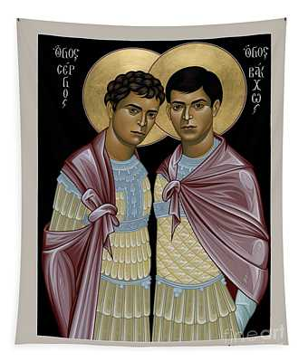 Sts. Sergius And Bacchus - Rlsab Tapestry