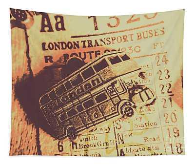 Stub Station Tapestry