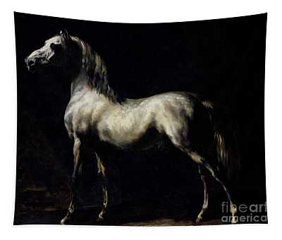 Study Of A Dapple Grey Tapestry