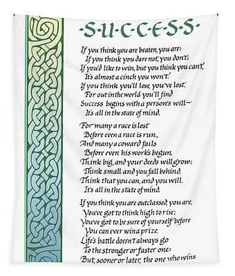 Success Tapestry