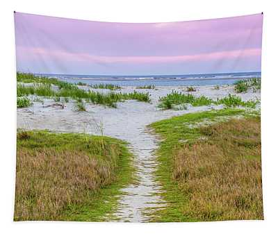 Sullivan's Island Natural Beauty Tapestry