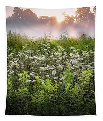 Summer Fog Tapestry