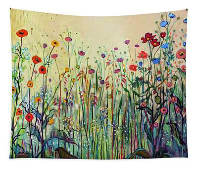 Summer Joy Tapestry