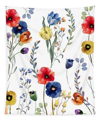 Summer Linen Tapestry