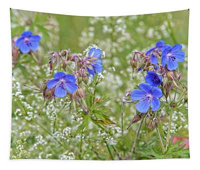 Summer Meadow Tapestry